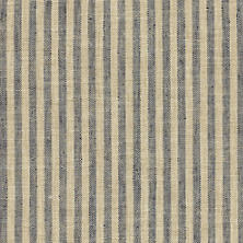 Adams Ticking Navy Indoor/Outdoor Fabric