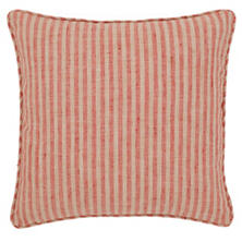Adams Ticking Brick Indoor/Outdoor Decorative Pillow