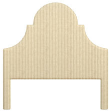 Adams Ticking Natural Montaigne Headboard
