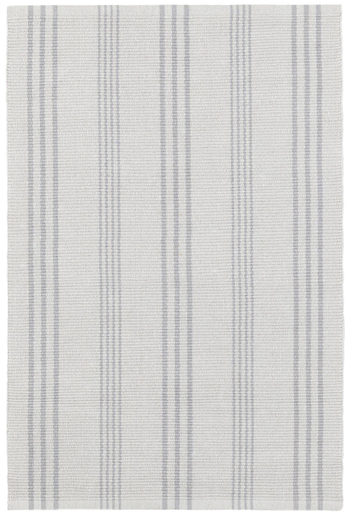 Aland Stripe Cotton Woven Rug