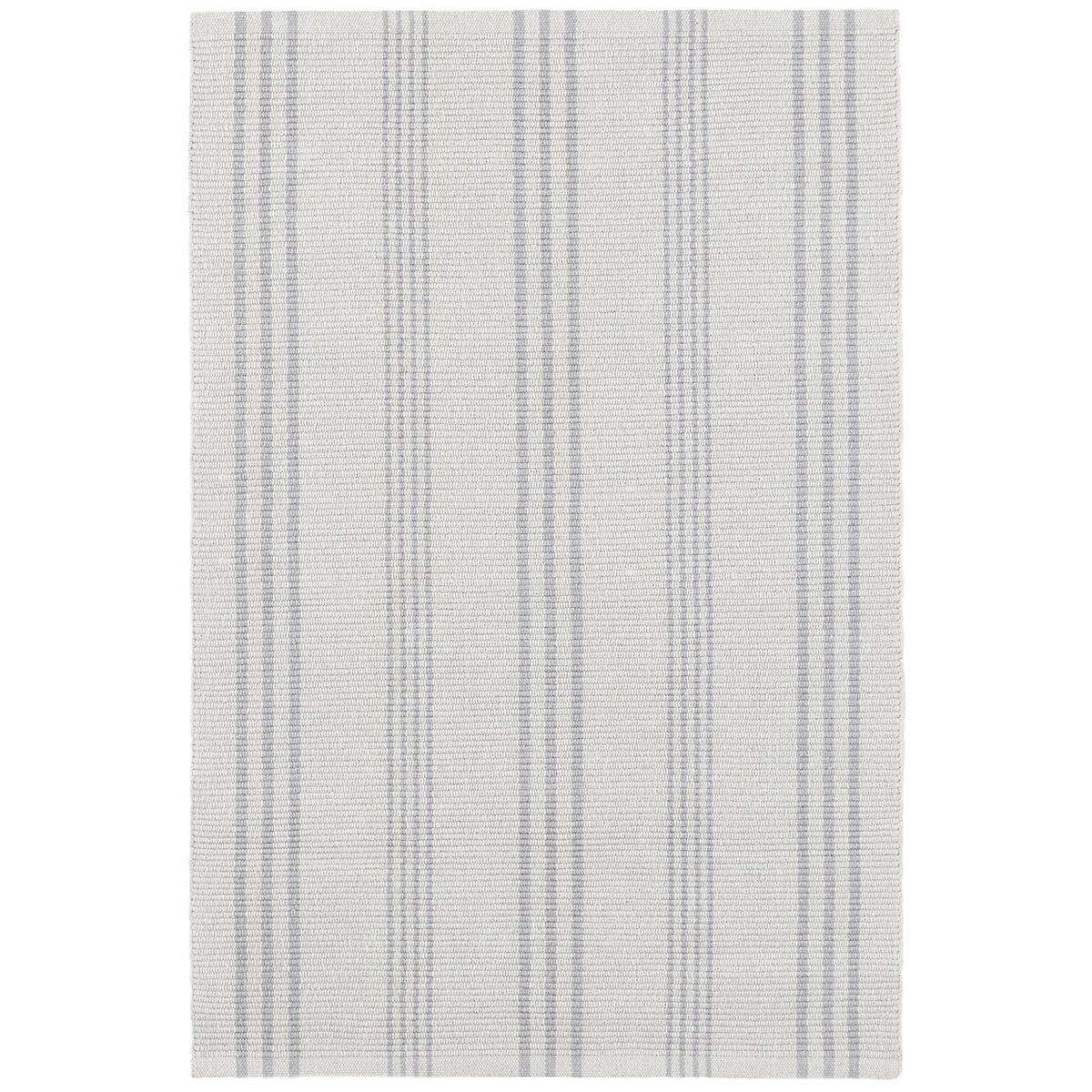 Aland Stripe Cotton Woven Rug Dash Amp Albert