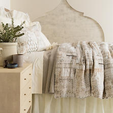 Alanya Linen Duvet Cover