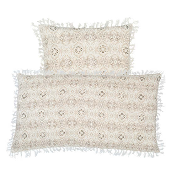 Alanya Linen Decorative Pillow