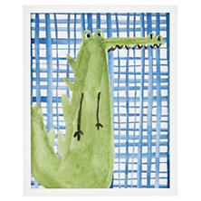 Albert Alligator  Wall Art