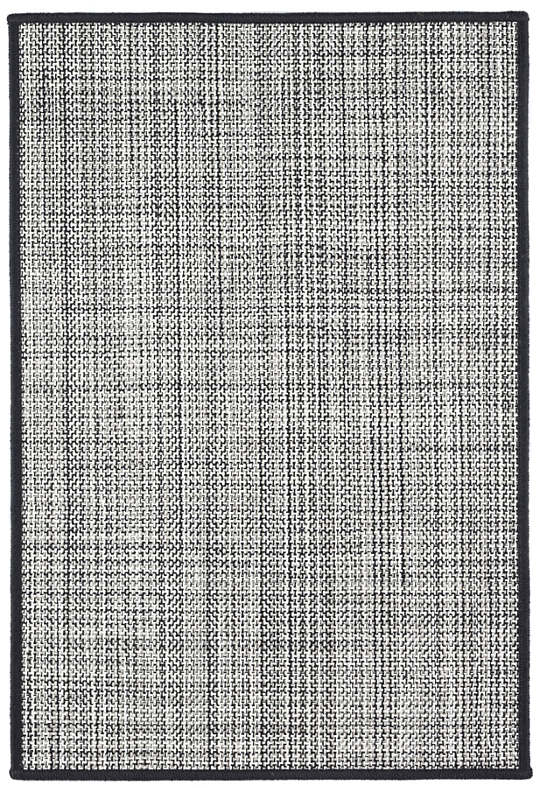 Alden Black Indoor/Outdoor Custom Rug