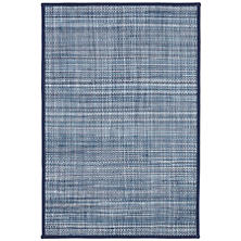 Alden Denim Indoor/Outdoor Custom Rug