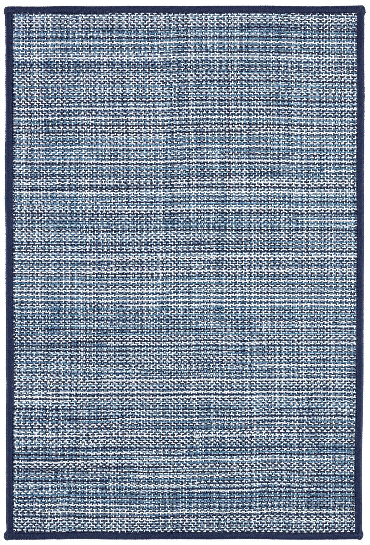 Alden Denim Indoor/Outdoor Custom Rug