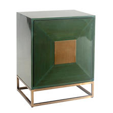 Alder Evergreen Side Table