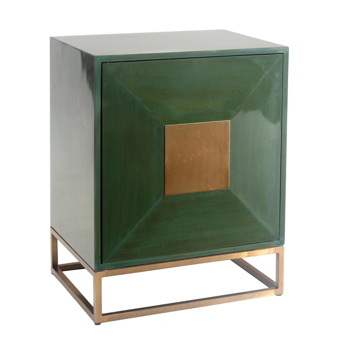 Alder Evergreen Side Table
