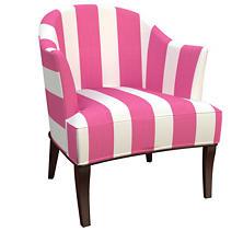 Alex Fuchsia Lyon Chair