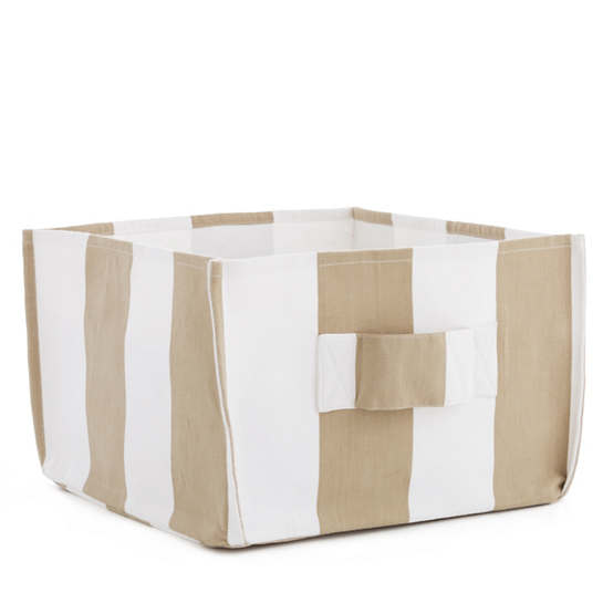 Alex Linen Square Storage Bin