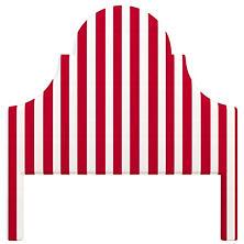 Alex Red Montaigne Headboard