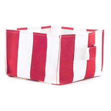 Alex Red Square Storage Bin