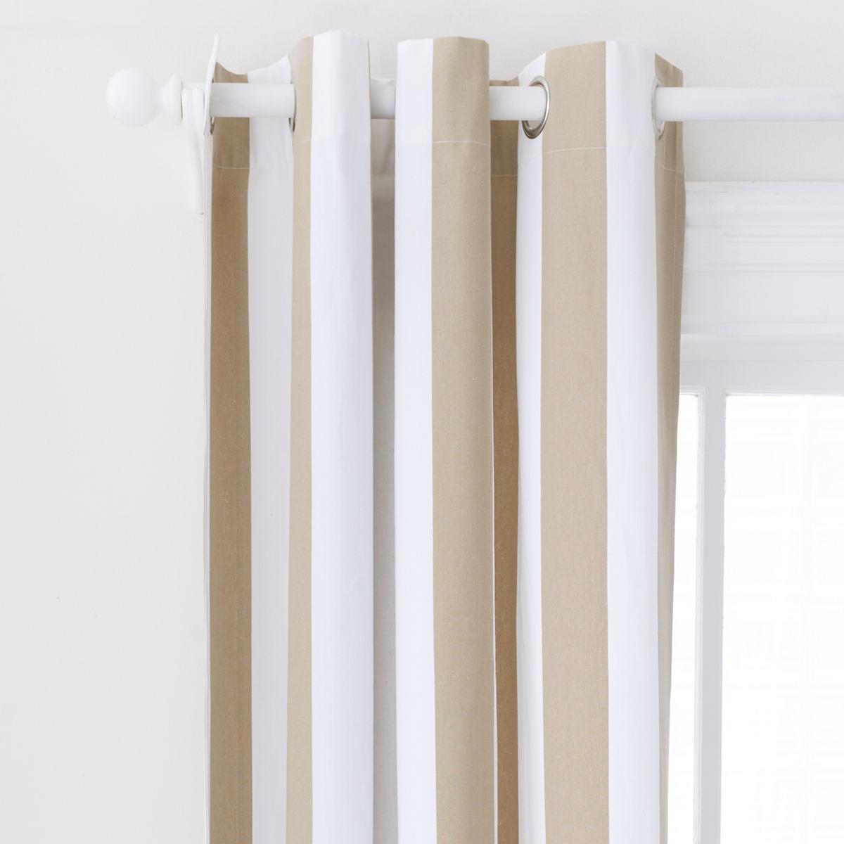 Alex Linen Window Panel