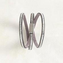 Allura Gray Bracelet