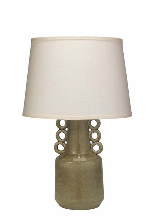 Amphora Taupe Table Lamp