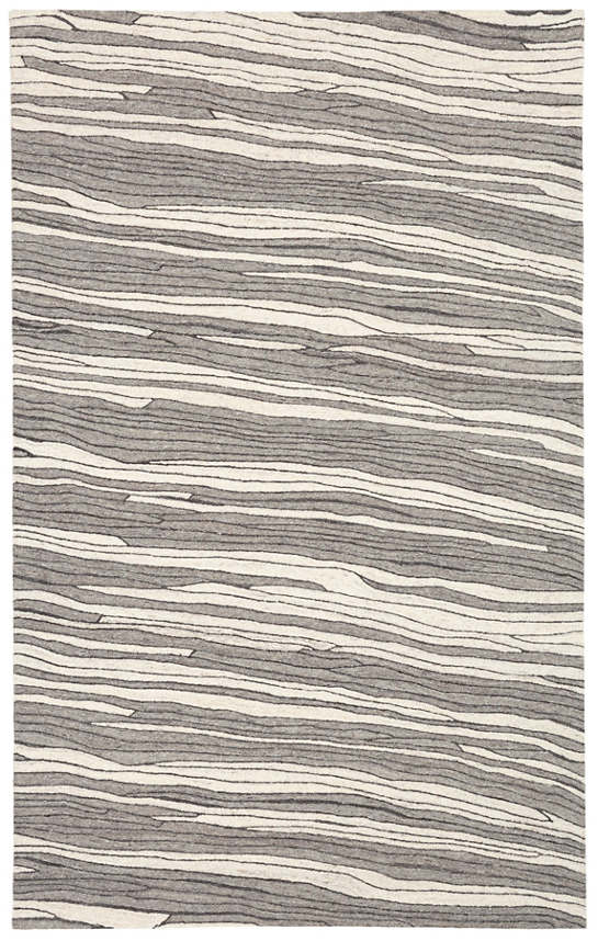 Andres Micro Hooked Wool Rug