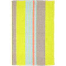 Antibes Stripe Woven Cotton Rug
