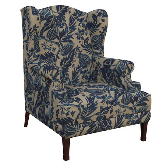 Antigua Linen Lismore Chair