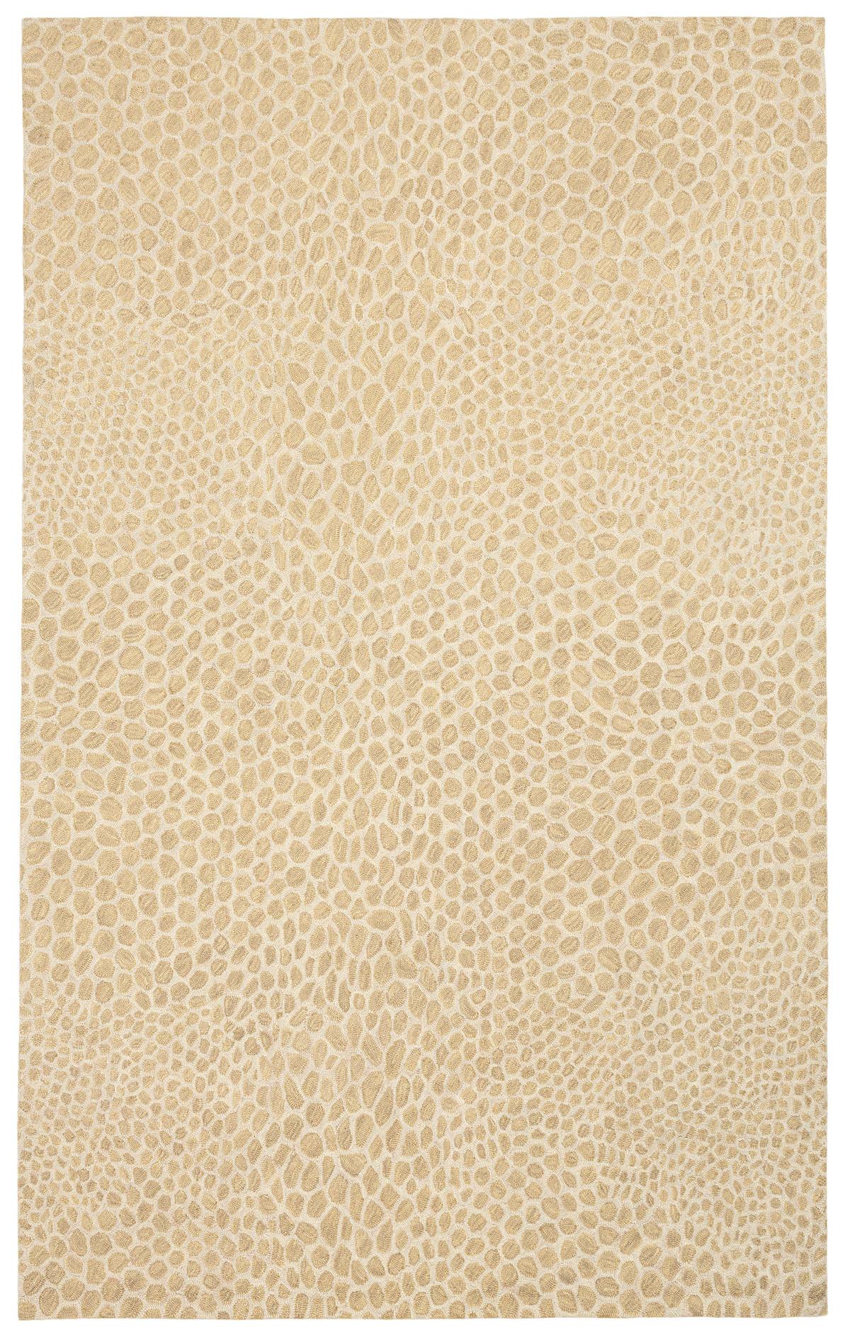 Anya Micro Hooked Wool Rug