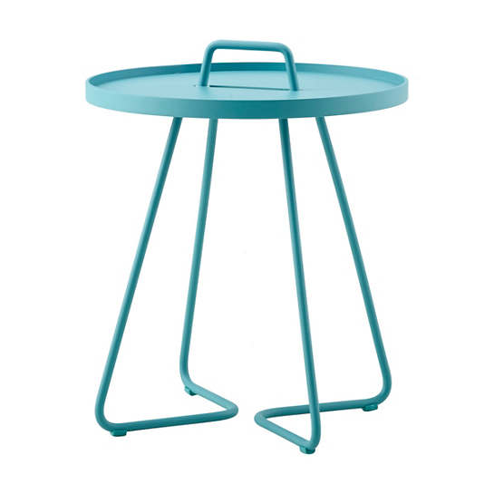 Aqua On The Move Side Table
