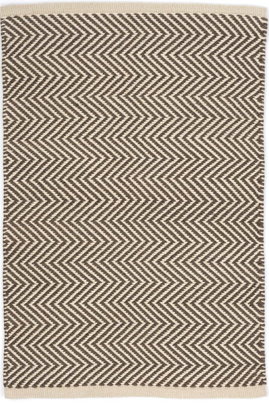Arlington Charcoal/Ivory Indoor/Outdoor Rug