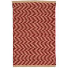 Arlington Red/Camel Indoor/Outdoor Rug