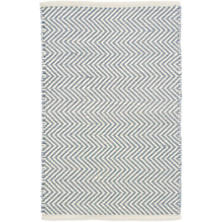 Arlington Swedish Blue/Ivory Indoor/Outdoor Rug