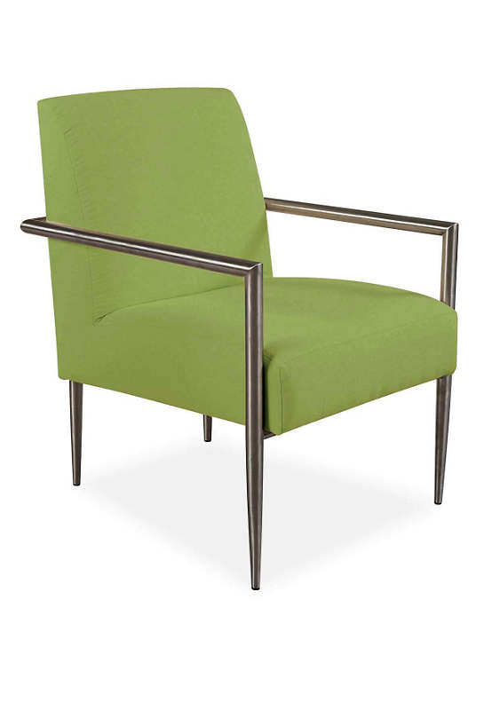 Furniture. Armed And Stylish Outdoor Chair Sprout Canvas
