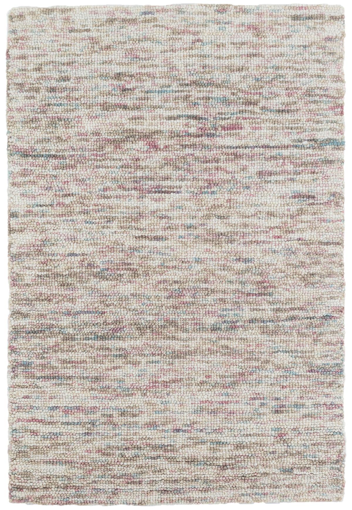 Artisanal Hooked Wool Rug