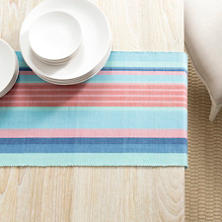 Aruba Stripe Table Runner