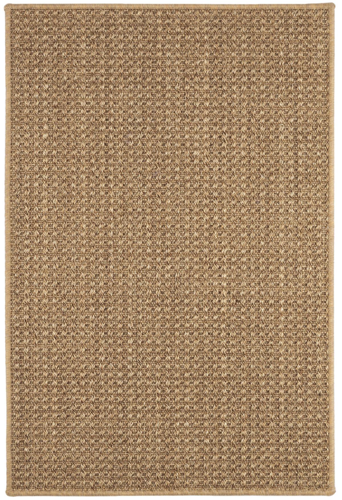 Ashburn Copper Woven Sisal Custom Rug