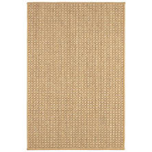 Ashburn Natural Woven Sisal Custom Rug