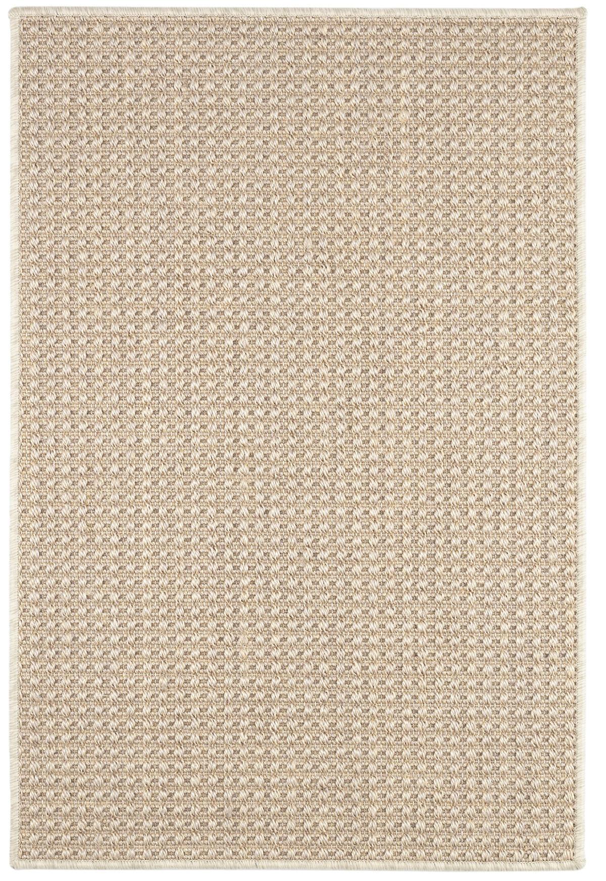Ashburn Sand Woven Sisal Custom Rug
