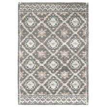 Avenue Hand Knotted Wool/Viscose Rug