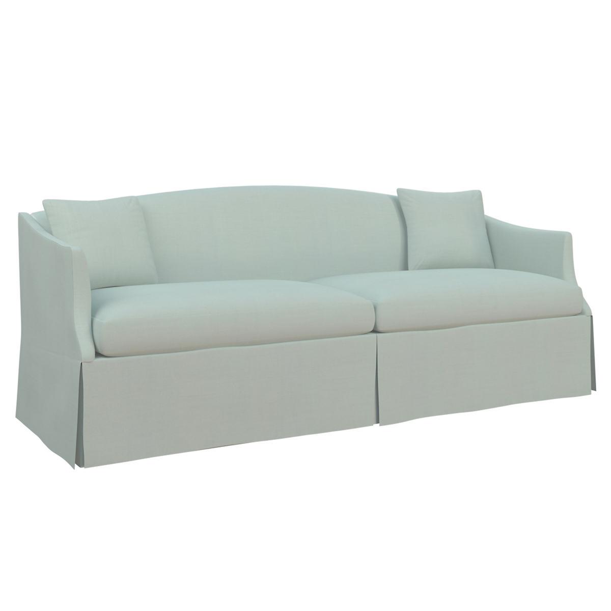 Estate Linen Powder Blue Avignon Sofa