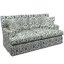 Aylin Linen Saybrook 2 Seater Slipcovered Sofa