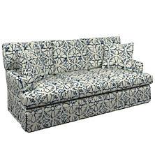 Aylin Linen Saybrook 3 Seater Slipcovered Sofa