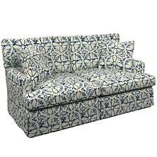 Aylin Linen Saybrook 2 Seater Upholstered Sofa