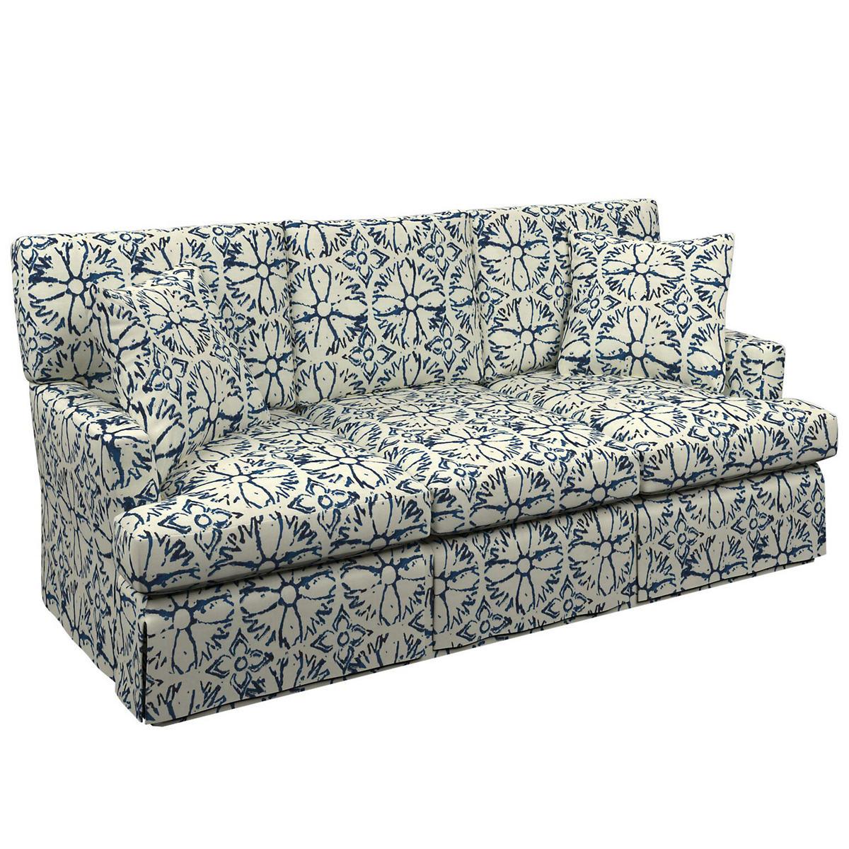 Aylin Linen Saybrook 3 Seater Sofa