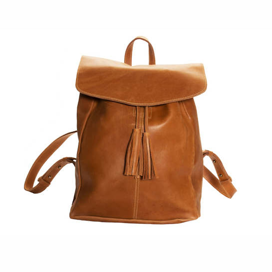 Wren Camel Backpack