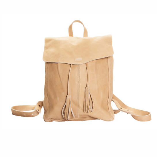 Wren Sand Backpack