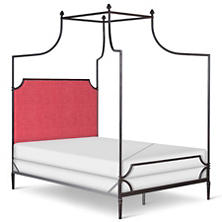 Landon Raspberry Hayden Bed