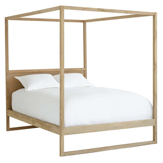 Timber 4 Poster Bed