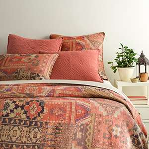 Anatolia Linen Duvet Cover
