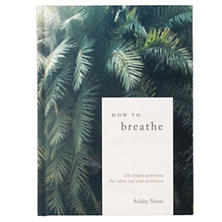 How To Breathe: 25 Simple Practices For Calm, Joy, And Resilience  Book