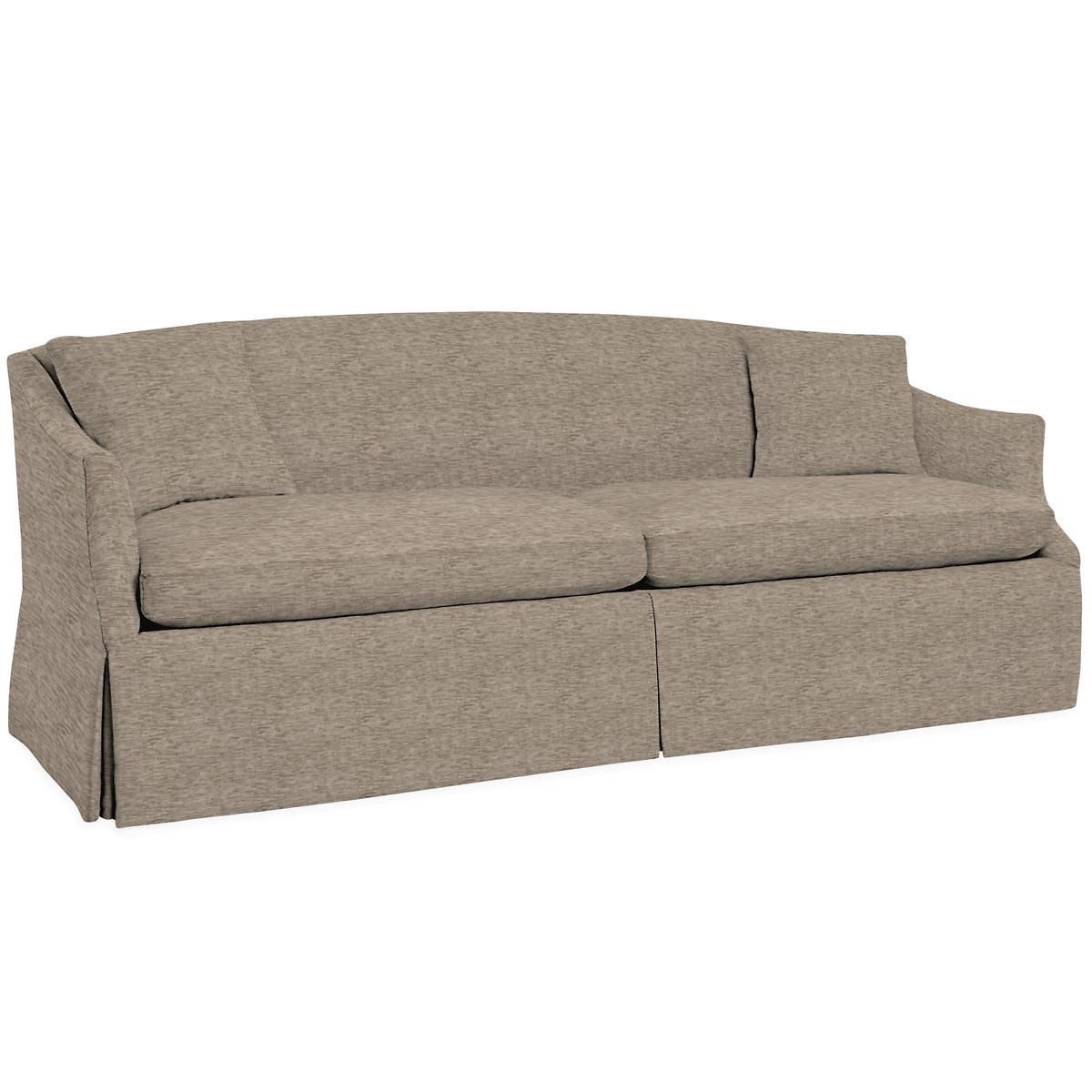 Bark Velvet Stone Avignon Sofa