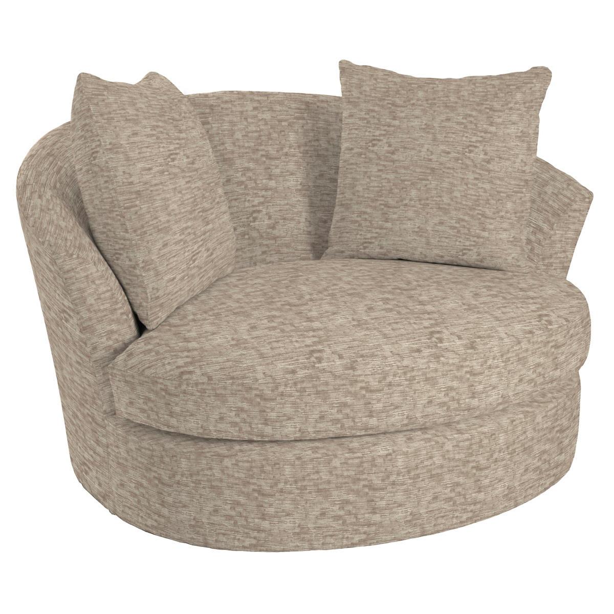 Bark Velvet Stone Kenly Chair
