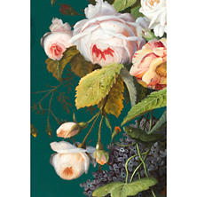 Baroque Bouquet 1 Wall Art