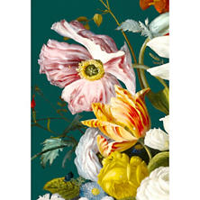 Baroque Bouquet 2 Wall Art